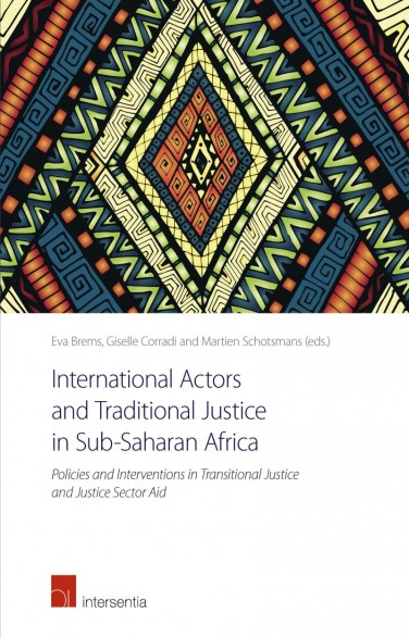 International Actors and Traditional Justice in Sub-Saharan Africa