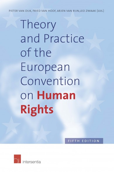 Theory and Practice of the European Convention on Human Rights, 5th edition (hardcover)