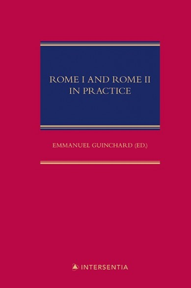 Rome I and Rome II in Practice