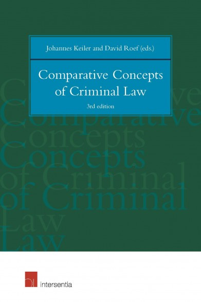Comparative Concepts of Criminal Law