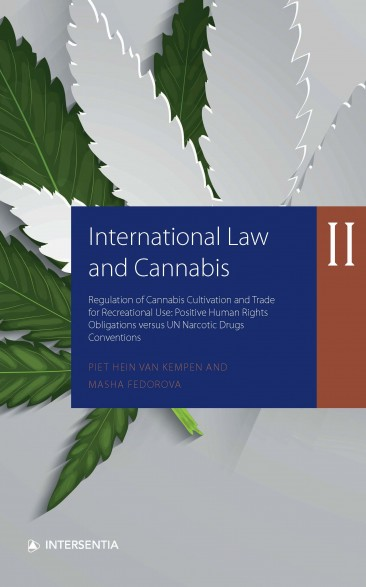 International Law and Cannabis II