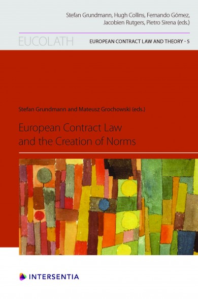 European Contract Law and the Creation of Norms