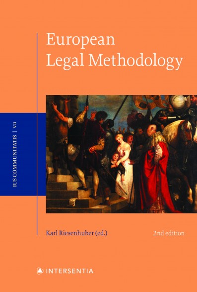 European Legal Methodology, 2nd edition