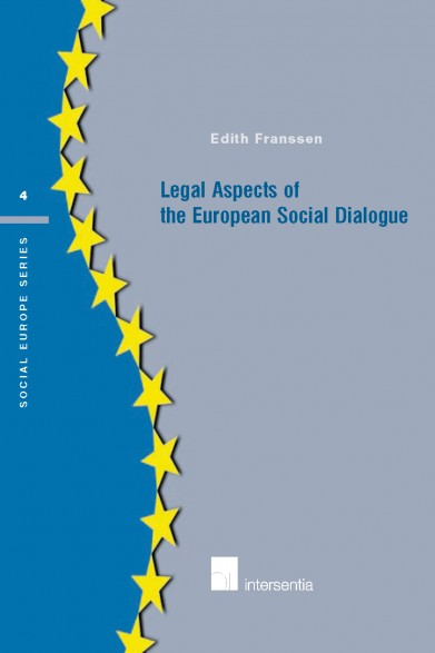 Legal Aspects of the European Social Dialogue