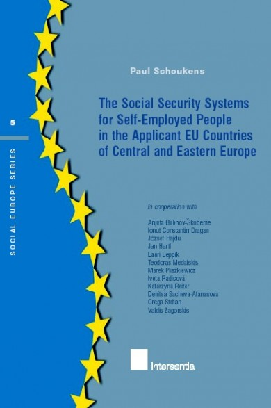 Social Security Systems for Self-Employed People in the Applicant EU Countries of Central and Eastern Europe