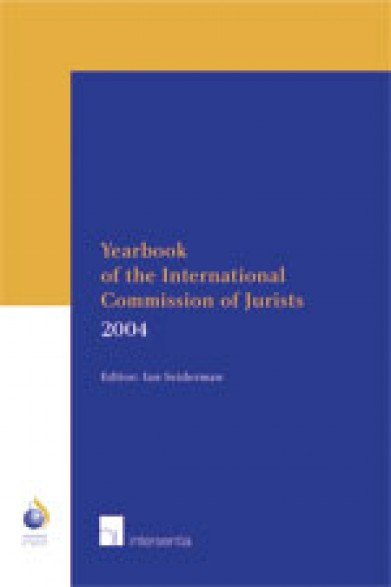 Yearbook of the International Commission of Jurists