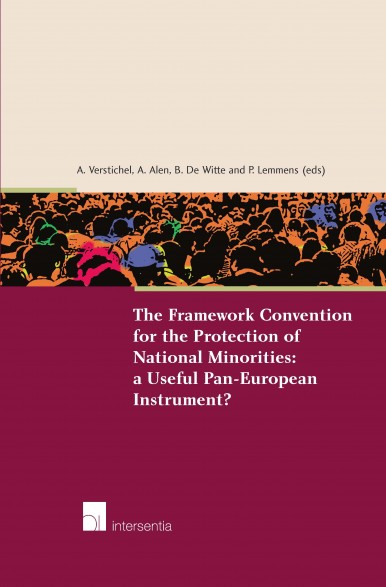 The Framework Convention for the Protection of National Minorities