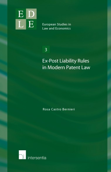 Ex-Post Liability Rules in Modern Patent Law