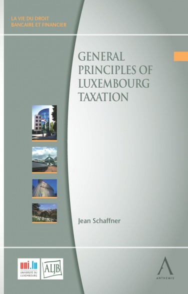 General Principles of Luxembourg Taxation