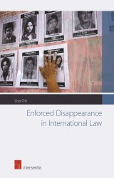 Enforced Disappearance in International Law