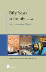 Fifty Years in Family Law