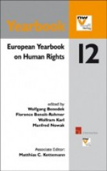 European Yearbook on Human Rights 2012