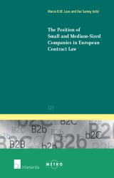 The Position of Small and Medium-Sized Enterprises in European Contract Law