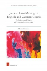 Judicial Law-Making in English and German Courts