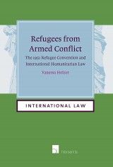 Refugees from Armed Conflict