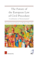 The Future of the European Law of Civil Procedure