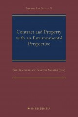 Contract and Property with an Environmental Perspective