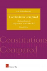 Constitutions Compared (5th edition)
