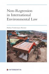 Non-Regression in International Environmental Law