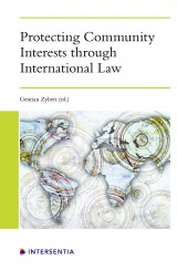 Protecting Community Interests through International Law