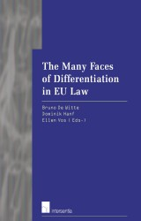 The Many Faces of Differentiation in EU Law