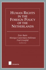 Human Rights in the Foreign Policy of the Netherlands