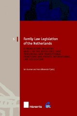 Family Law Legislation of the Netherlands