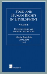 Food and Human Rights in Development - volume II