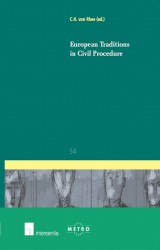 European Traditions in Civil Procedure