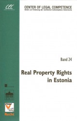 Real Property Rights in Estonia