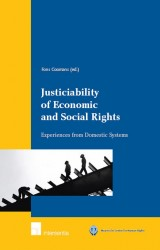 Justiciability of Economic and Social Rights