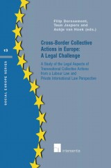 Cross-Border Collective Actions in Europe: A Legal Challenge