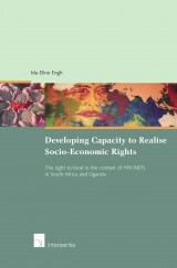 Developing Capacity to Realise Socio-Economic Rights