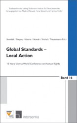 Global Standards - Local Action