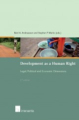 Development as a Human Right